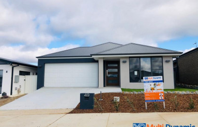 49 Robin Boyd Crescent, Taylor ACT 2913