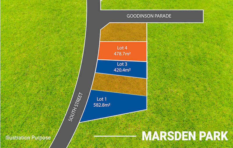 Marsden Park Registered Lands