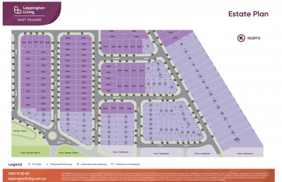 Registered Land Ready to Build FOR SALE