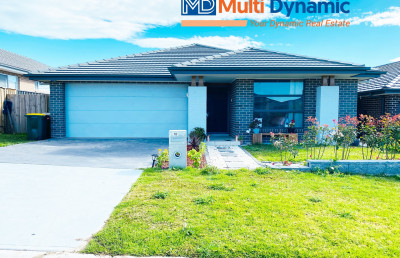 Beautiful family home in the heart of Oran Park