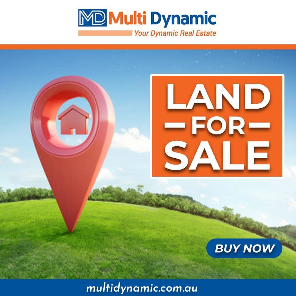 Land in a prime location of Austral