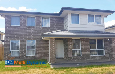 4 Bedrooms Double Storey Family Home in Bardia