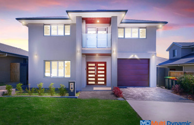 Modern & Luxury house for rent at Oran Park