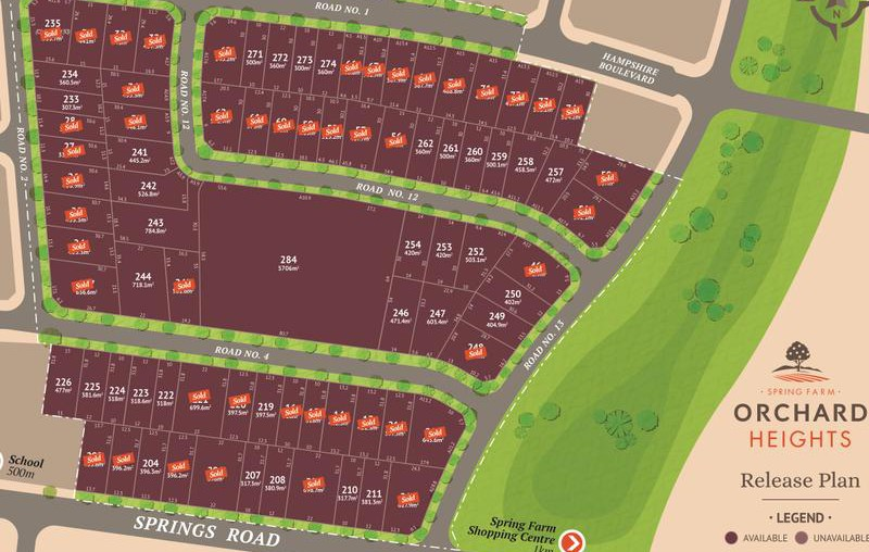Lot 210 Orchard Heights